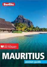 Berlitz Pocket Guide Mauritius (Travel Guide with Dictionary)