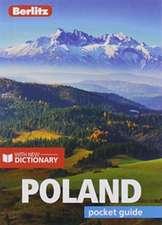 Berlitz Pocket Guide Poland (Travel Guide with Dictionary)