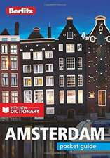 Berlitz Pocket Guide Amsterdam (Travel Guide with Dictionary)