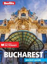 Berlitz Pocket Guide Bucharest (Travel Guide with Dictionary)