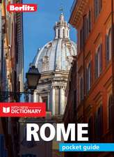 Berlitz Pocket Guide Rome (Travel Guide with Dictionary)