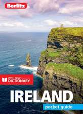 Berlitz Pocket Guide Ireland (Travel Guide with Dictionary)