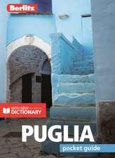 Berlitz Pocket Guide Puglia (Travel Guide with Dictionary)