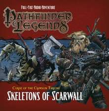 Pathfinder Legends: The Crimson Throne: Skeletons of Scarwall