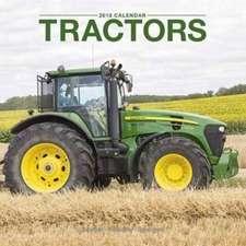 Tractors Calendar 2018