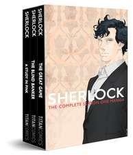 Sherlock: Series 1 Boxed Set