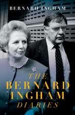 Bernard Ingham Diaries