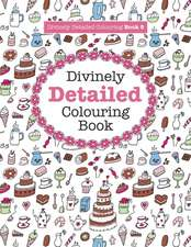 Divinely Detailed Colouring Book 5