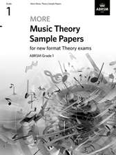 More Music Theory Sample Papers, ABRSM Grade 1