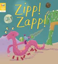 Reading Gems Phonics: Zipp! Zapp! (Book 2)