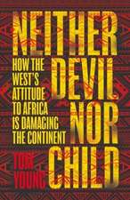 Neither Devil Nor Child: How the West's Attitude to Africa Is Damaging the Continent