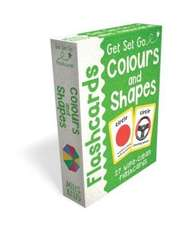 FLASHCARDS COLOUR AND SHAPES
