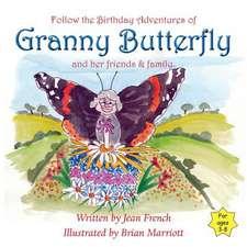 Granny Butterfly's Birthday