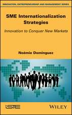 SME Internationalization Strategies: Innovation to Conquer New Markets