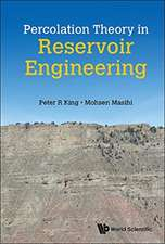 Percolation Theory In Reservoir Engineering