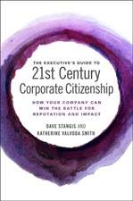 21st Century Corporate Citizenship