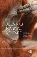Dilemmas in Animal Welfare