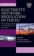 Electricity Network Regulation in the EU: The Challenges Ahead for Transmission and Distribution
