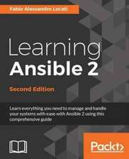 Learning Ansible 2, Second Edition