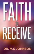 Faith to receive