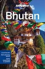 Lonely Planet Bhutan