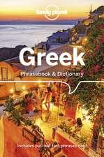 Greek Phrasebook & Dictionary