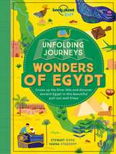 Lonely Planet Unfolding Journeys - Wonders of Egypt