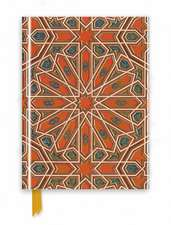 Owen Jones: Alhambra Ceiling (Foiled Journal)