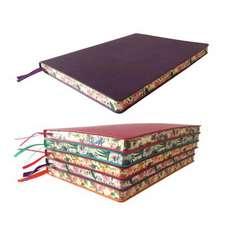Purple Artisan Notebook (Flame Tree Journals)
