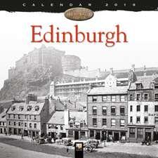 Edinburgh Heritage Wall Calendar 2019 (Art Calendar)
