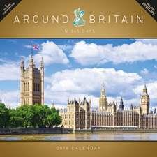 Around Britain in 365 Days W