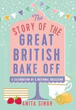 Story of The Great British Bake Off