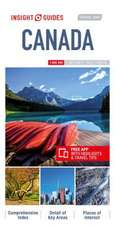 Insight Guides Travel Map Canada