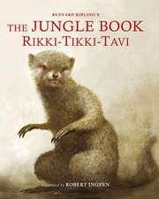 The Jungle Book: Rikki Tikki Tavi (Picture Hardback)