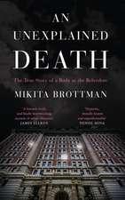 Unexplained Death