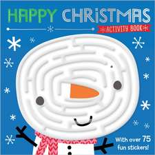 Happy Christmas Activity Book