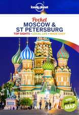 Moscow & St.Petersburg Pocket Guide