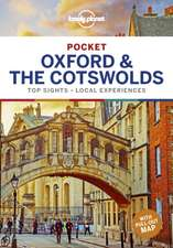 Lonely Planet Pocket Oxford & the Cotswolds