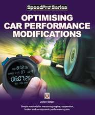 Optimising Car Performance Modifications