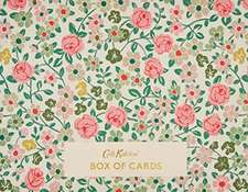 Cath Kidston Hedge Rose Boxed Notecards