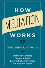 How Mediation Works