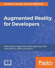 Augmented Reality for Developers