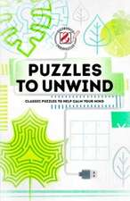PUZZLES TO UNWIND OVERWORKED UNDERPU