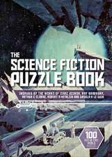 SCIENCE FICTION GALACTIC PUZZLE BOOK SC