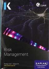 P3 - RISK MANAGEMENT  - STUDY TEXT