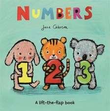 Jane Cabrera: Numbers