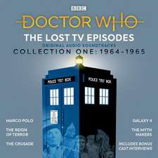 Doctor Who: The Lost TV Episodes Collection One 1964-1965