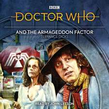 Dicks, T: Doctor Who and the Armageddon Factor