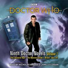 Doctor Who: Ninth Doctor Novels
