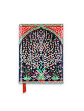 Turkish Wall Tiles (Foiled Pocket Journal)